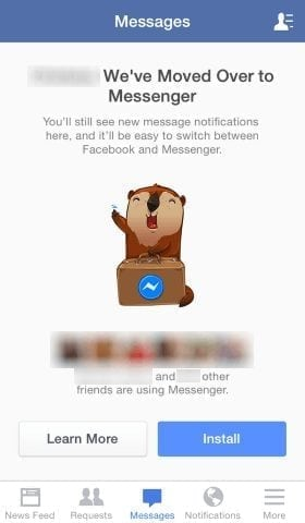 facebook messenger alternative