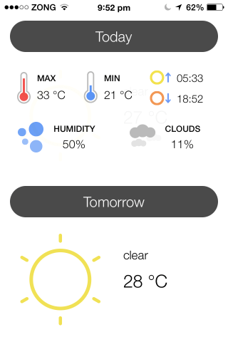 tempo simple fast weather app iphone more weather info
