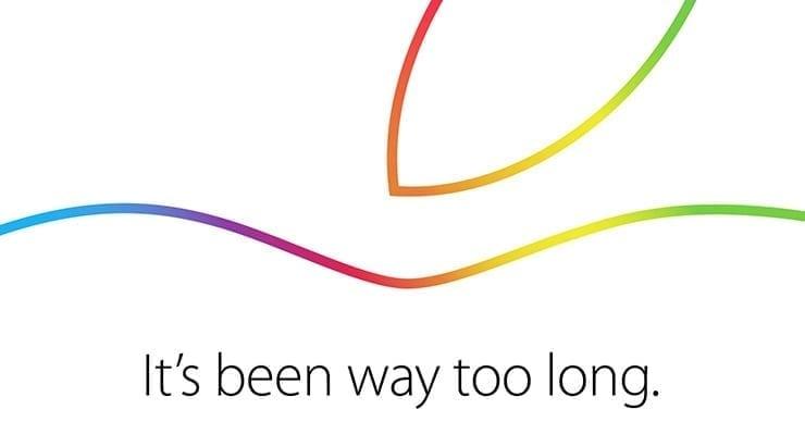 apple october 16th event invite
