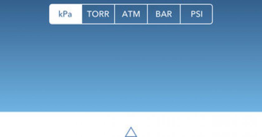 iphone 6 barometer app barometer++