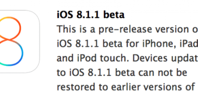 ios 8.1.1 features for iphone 4s and ipad 2