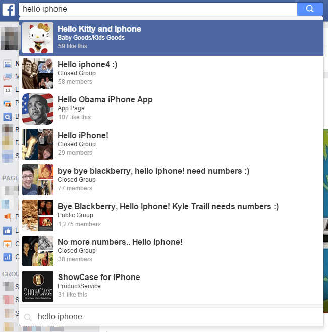 find old posts and status updates facebook website