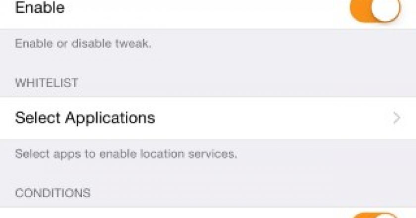 locus automatically disables location services