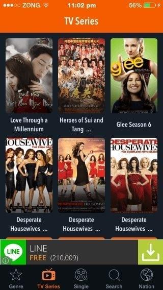 cloud movies moviebox app store main page