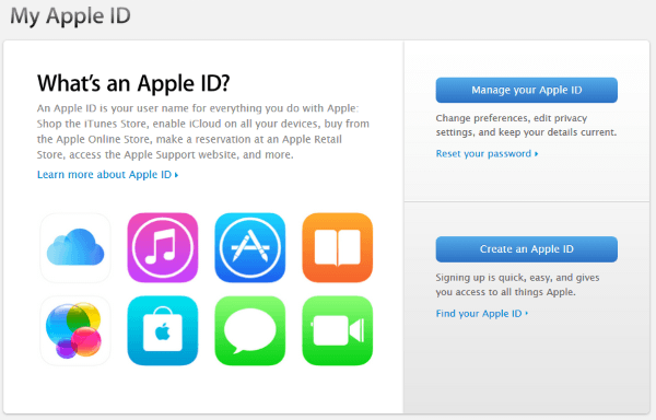 two factor authentication my apple id