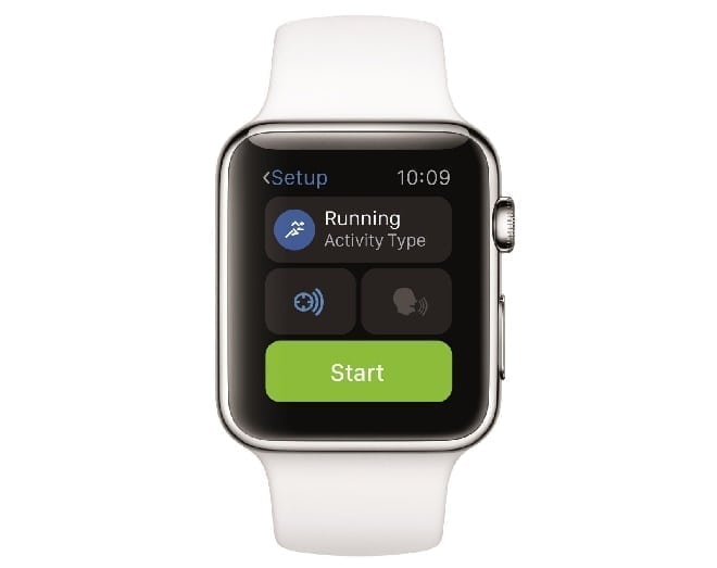 Runtastic for Apple Watch