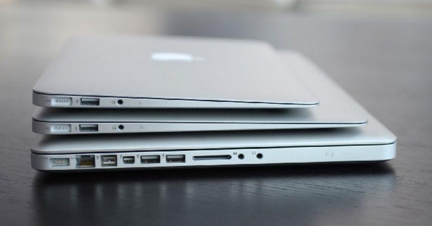 new Macbook benchmarks