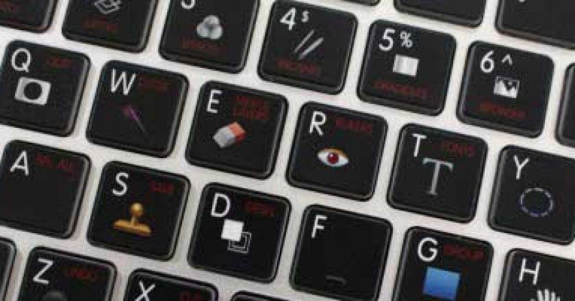 Pixelator Keyboard