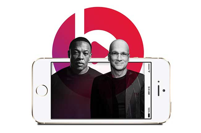 Apple and Dr. Dre