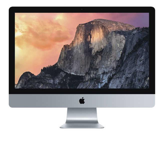 iMac Target Display Mode