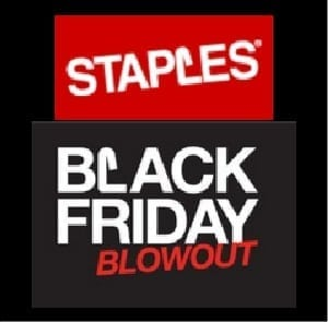 Staples Black Friday