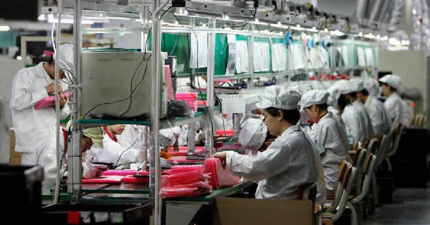 Apple cuts production