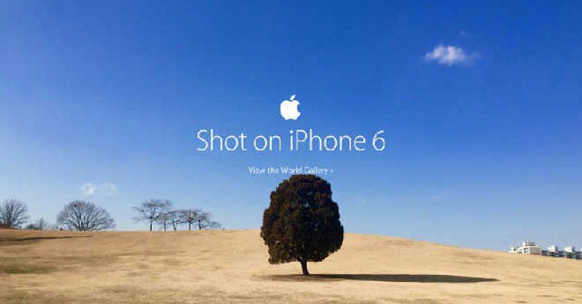 'Shot on iPhone'