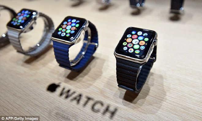 New Apple Watch 2