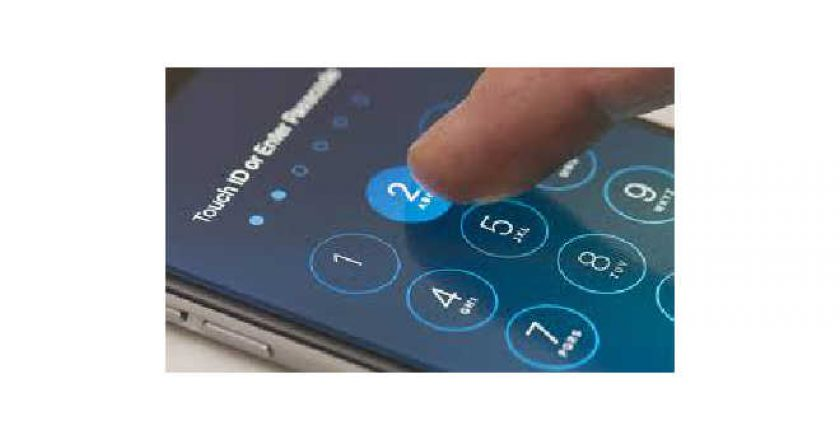 Secure iPhone