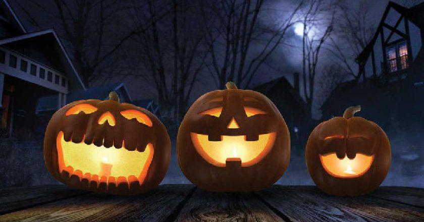 Animated Halloween Decorations