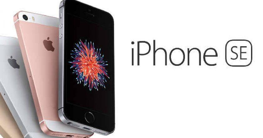 Update iPhone SE