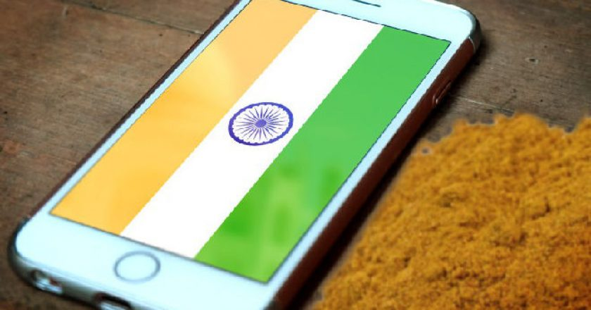 iPhones In India