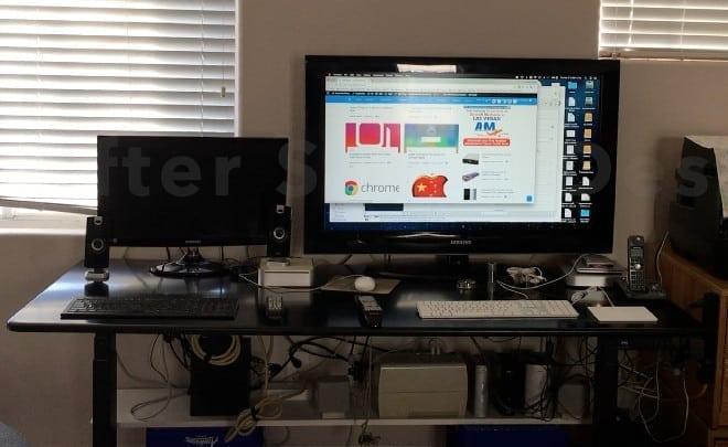 Autonomous Smart Desk
