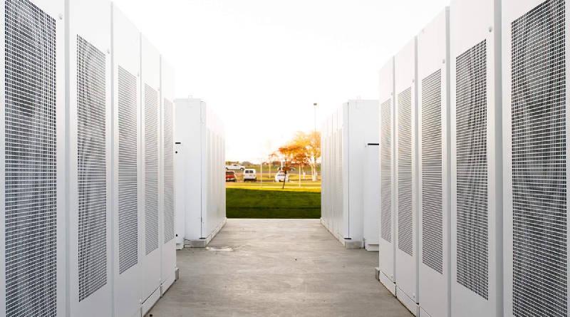 Storage Battery Facility
