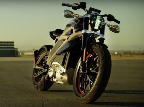 EV Motorcycle