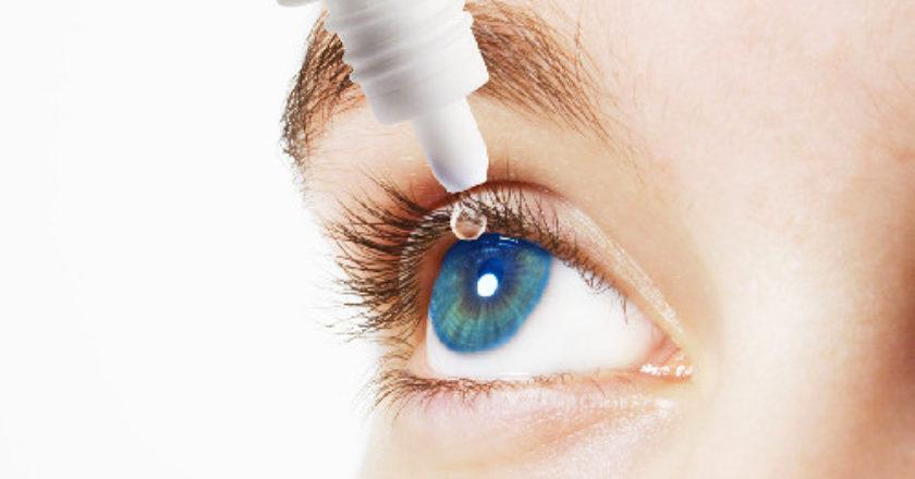 nanoparticles eye drops Zeev Zalevsky