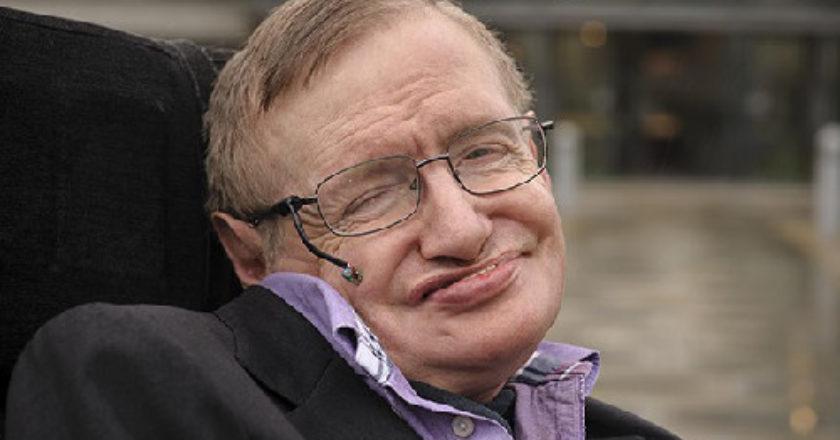 Stephen Hawking, Professor Hawking, motor neuron disease