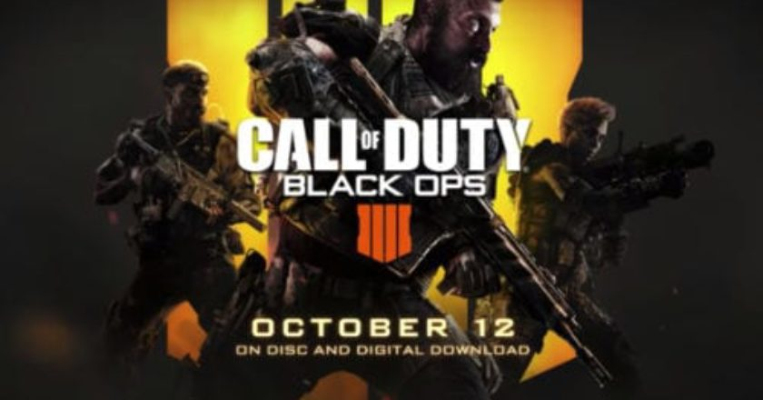 Top Games, Video Games, blockbuster, Call of Duty, black ops 4
