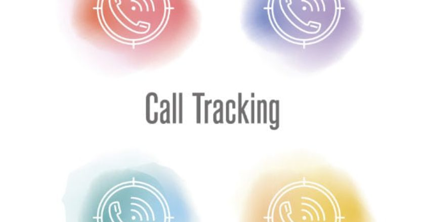 call tracking, products and services, potential customers, customers, tracking