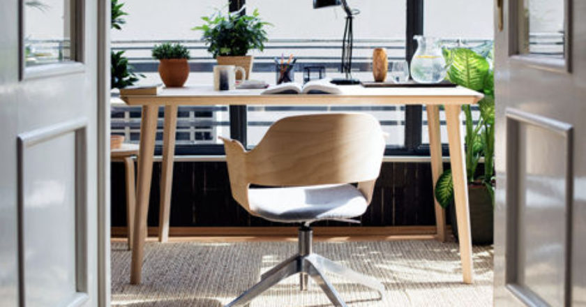 home office, clear state of mind, ambient and artificial lighting, daily or weekly tasks, Comfortable Furniture