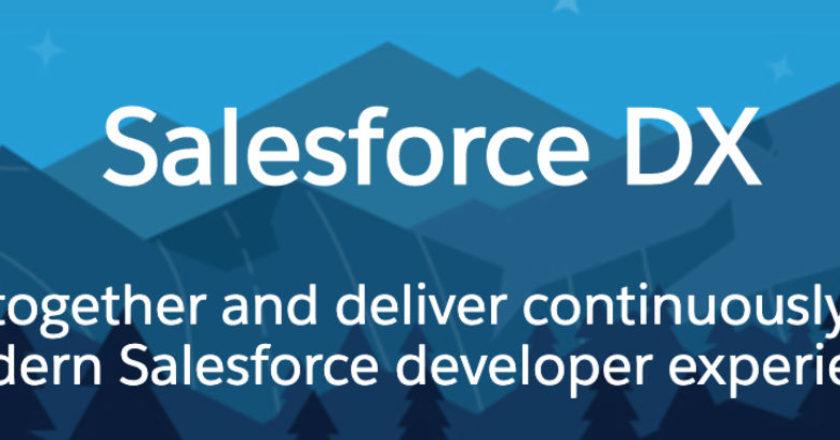 Using Salesforce DX, app development team, Software Development, app development, Salesforce DX