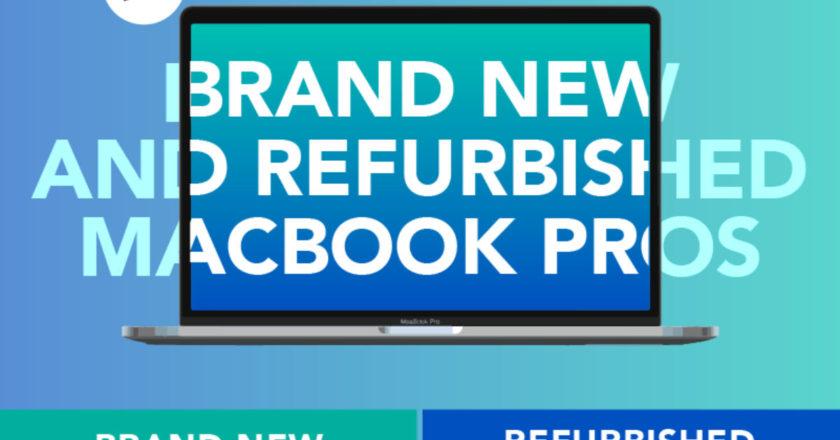 REFURBISHED MACBOOK PROS, REFURBISHED MACBOOK, apple certified technicians, apple certified, refurbished macbook pros