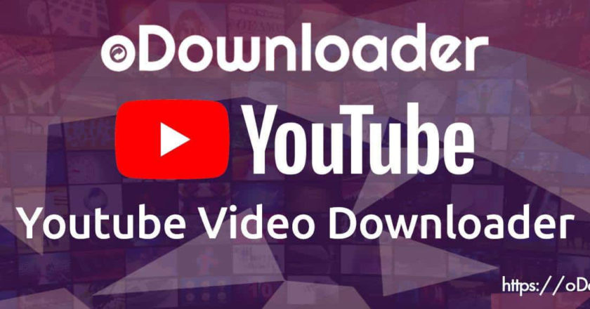 YouTube Playlist Downloader, download YouTube playlist for free, oDownloader, video downloading services, YouTube video and mp3 downloader