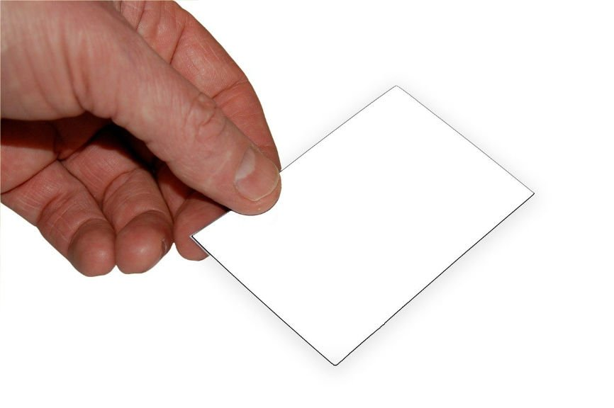Guerilla marketing, Gorilla Marketing, business card marketing, Marketing tactics with business cards, business card coupon codes