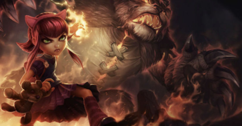 Play as Annie in League of Legends, League of Legends, Common Use of Runes, Use of Abilities While Playing as Annie, How to Play as Annie in League of Legends