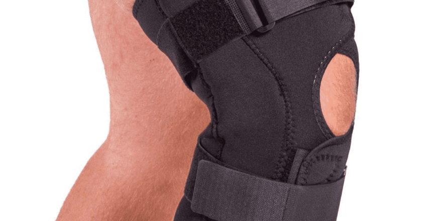 Types of Knee Brace, Prophylactic Knee Brace, Rehabilitative Knee Brace, Unloader/ Offloader Knee Brace, 5. Patellofemoral Knee Brace