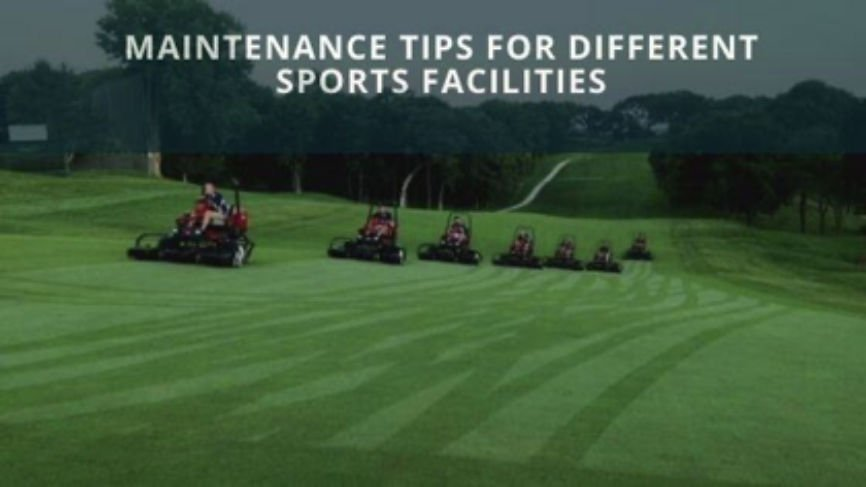 Maintenance Tips For Sports Fields, Maintaining Sports Fields, Sports Field Maintenance, Cycle Of A Soccer Field, Care and Maintenance of Sports Fields