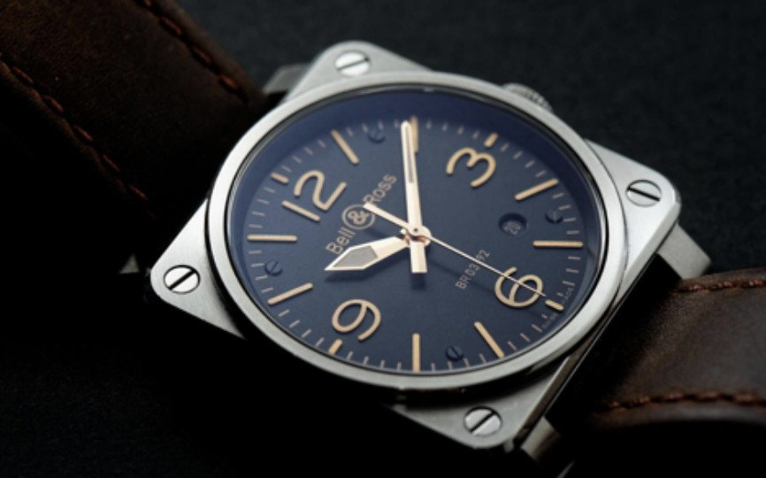 Vintage Watch Collection, Bell & Ross Watches, Vintage watches, most durable underwater watch, Bell & Ross Vintage Watch Collection