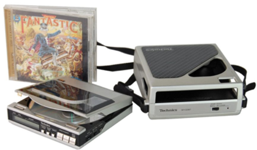 Portable CD Player, CD Players, Compact Disk Player, Compact Disk Players, Sony Discman D-50