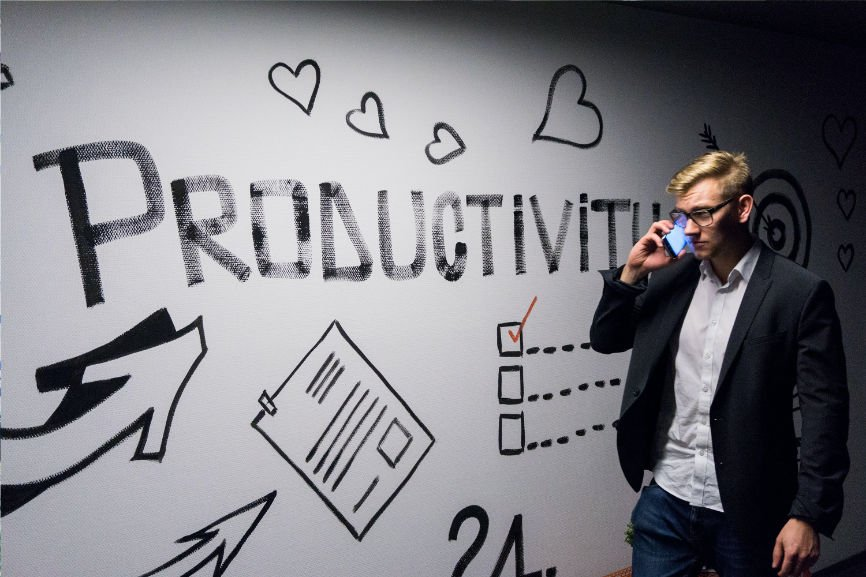 Improve Productivity, your behavior and productivity, Being productive consistently, Get Rid Of Distractions, How to improve productivity
