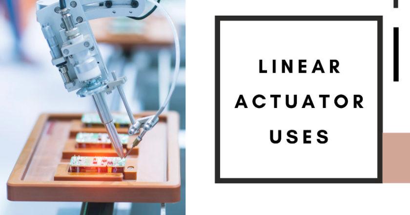 Linear actuators, Smart Automation Ideas, Smart Automation Devices, Automation for Agriculture, Linear Actuators in Medical Field