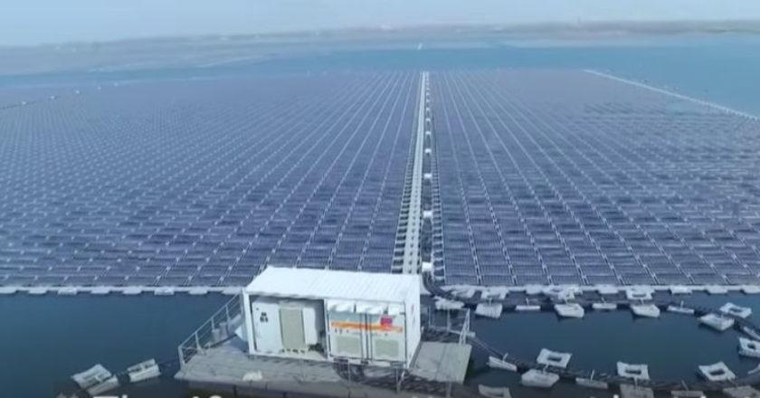 New Solar Technologies, Floating Solar Farms, Solar Skin Panels, Perovskites Crystal Structures, Anti-Solar Panels