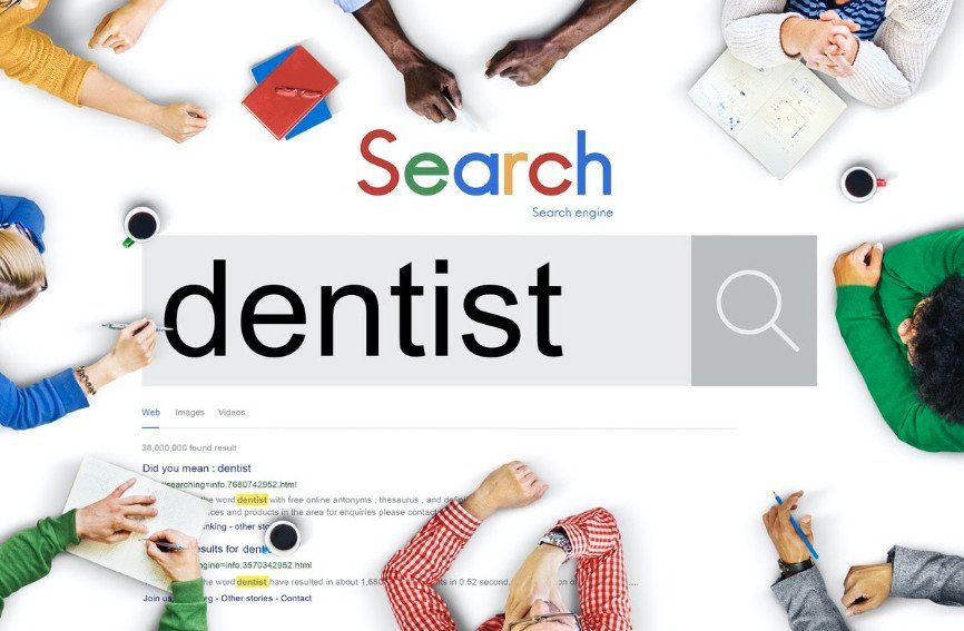 Google Search for Dentist, dental appointments,Attract More Orthodontic Patients, Orthodontic Patients, Optimize Website, Local Searches