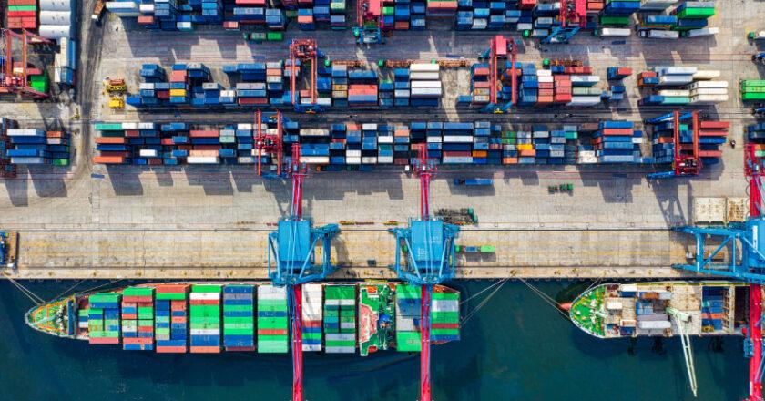 Digital Supply Chain, Supply Chain, Blockchain and Digital Supply Chain, Real-Time Tracking, supply chain management