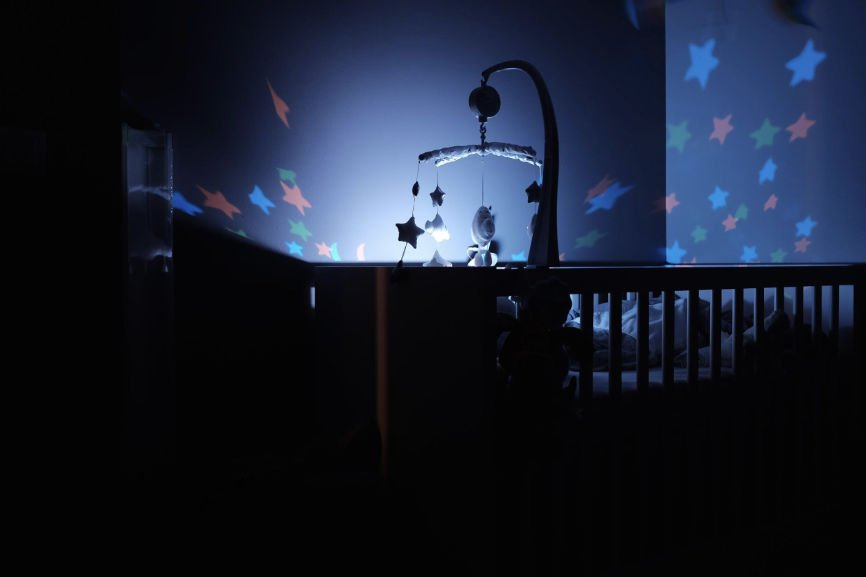 Baby's Room at Night
