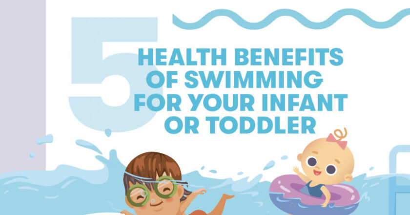 Swimming With Toddler