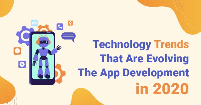 Technology Trends in App Development