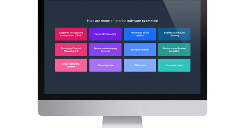 Enterprise Software Examples