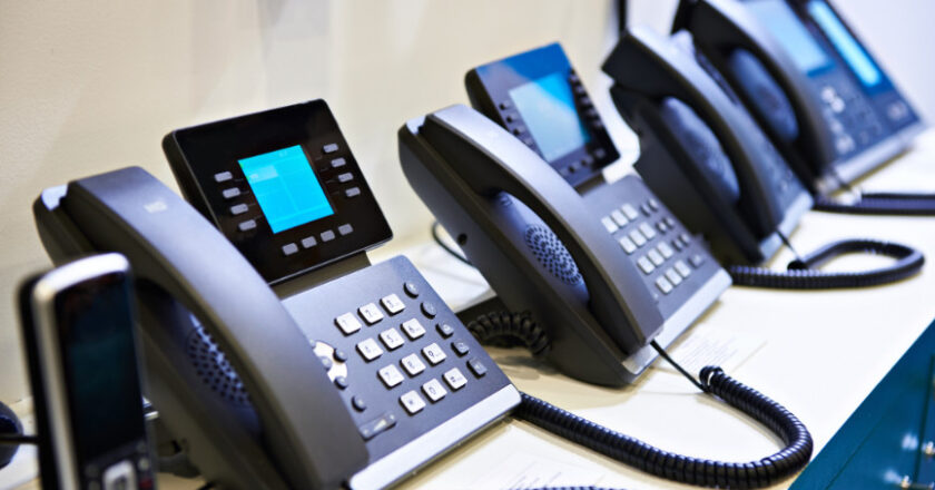 Business VoIP Phones, Voice over Internet Protocol