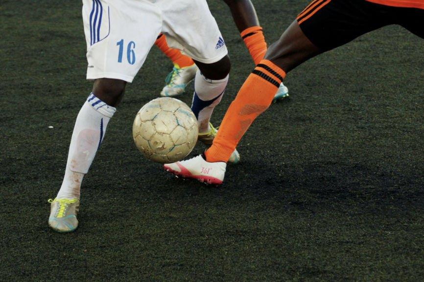 Football, soccer players